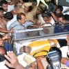 Karunanidhi's burial at Marina: DMK pursuing political agenda, says TN