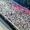 Distressed farmers' march to Parliament thwarted