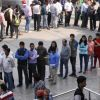 Demonetisation: On first payday, long queues as ATMs, banks run out of cash