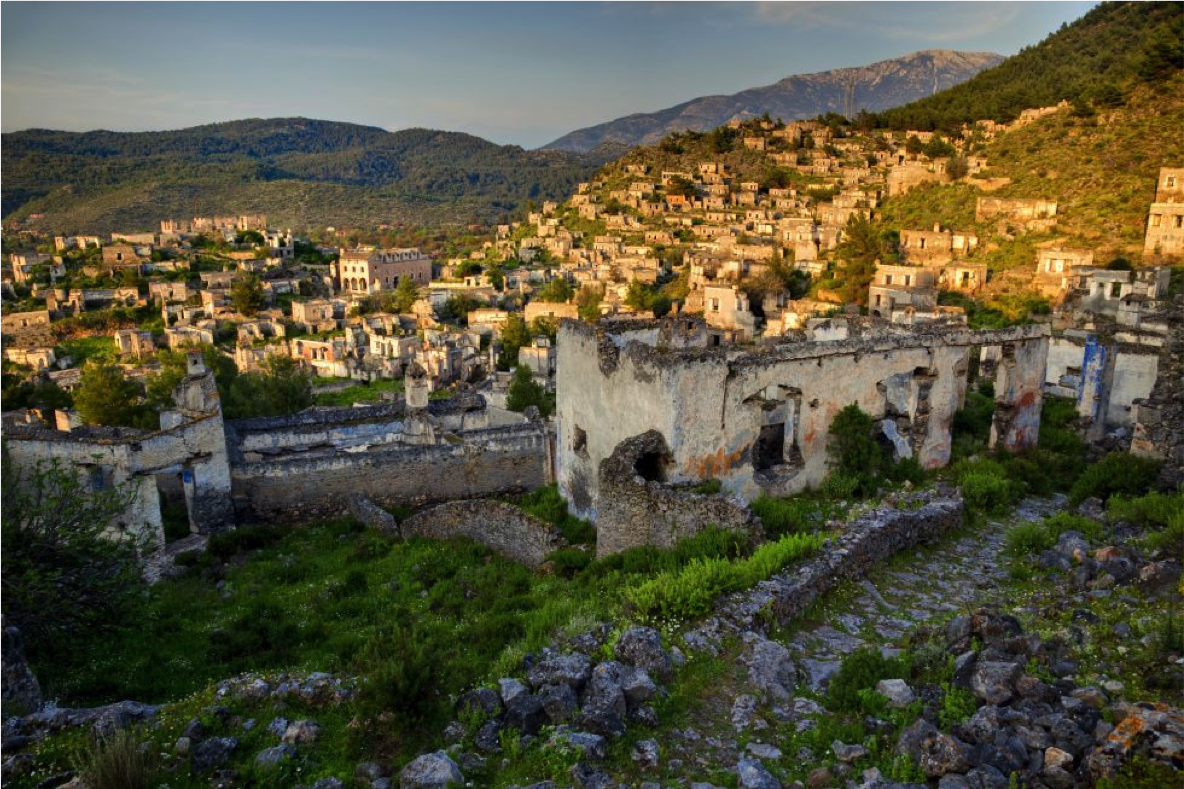 Kayakoy-Turkey-