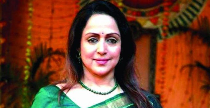 Hema Malini, Balakrishna shoot in Madhya Pradesh