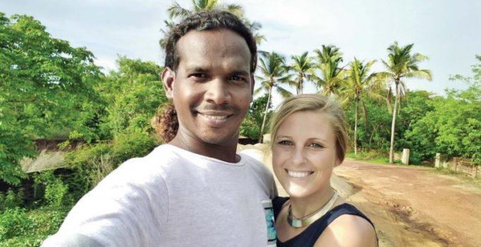 Mukesh Panjanathan: Finding love among the waves