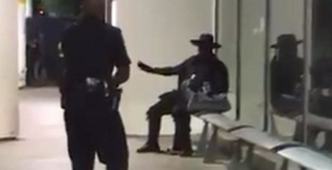 Police arrest 'Zorro' after reports of shooting trigger panic at Los Angeles airport