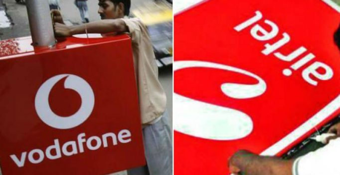 Activate your Vodafone, Airtel SIM with Aadhar card