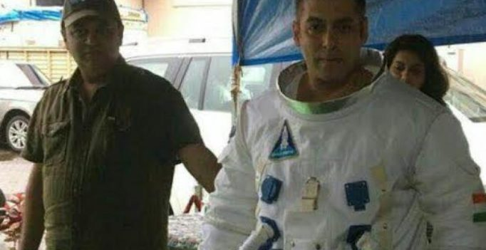 Watch: Salman Khan as an astronaut in the promo of Bigg Boss 10