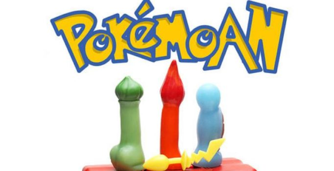 Pokemon-themed dildos are the latest geeky sex craze to hit the market