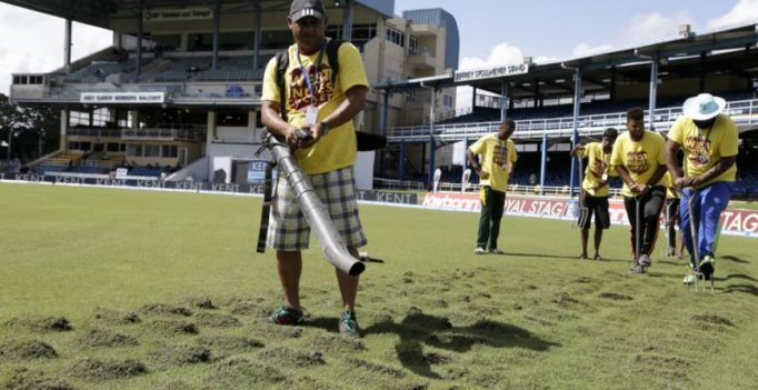 Ind vs WI: Rain, wet outfield jeopardise India's no 1 ranking