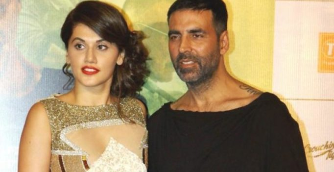 Not Akshay Kumar but Tapsee Pannu to play the lead in Baby 2