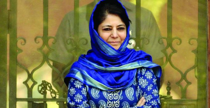 Half-hearted efforts will not solve Kashmir issue: Mehbooba Mufti