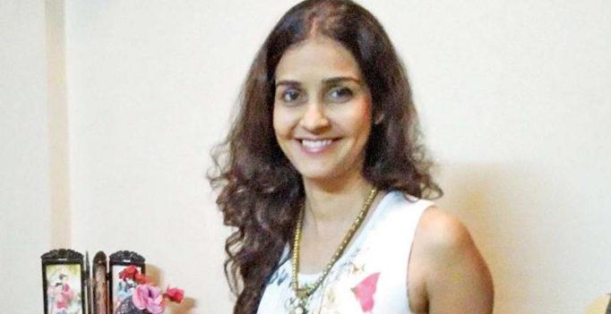 I'm thrilled that it got selected: Karen Vaswani