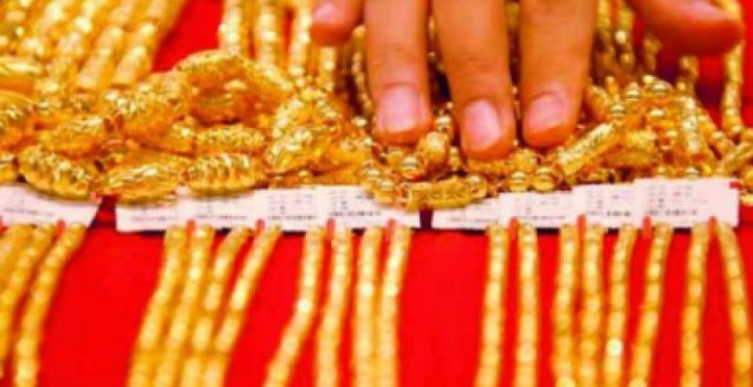 Gold futures up 0.40 per cent on global cues
