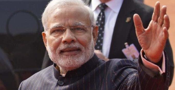 Narendra Modi's monogrammed suit enters Guinness Book of Records