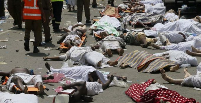 Hajj stoning ritual to be shortened after last year's deadly stampede