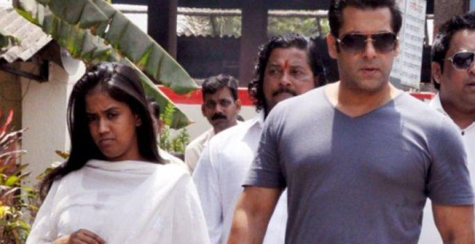 Assets worth Rs 3.25 lakhs stolen from Salman Khan's sis Arpita's house