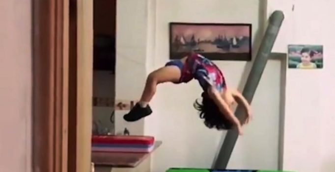 Video: These kids performing sporting feats will leave you stunned