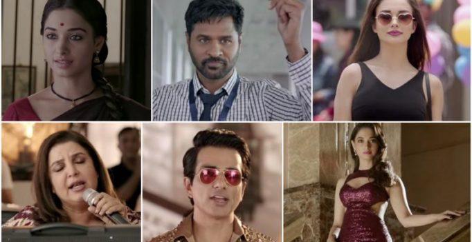 SRK's cameo and in-form Prabhu Deva make Tutak Tutak Tutiya trailer a riot