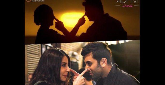 Anushka-Ranbir recreate Kajol-SRK's iconic scene for Ae Dil Hai Mushkil