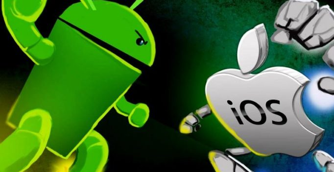 The big clash: Android Nougat or iOS 10