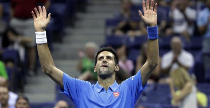 US Open: Djokovic enters 3rd round without hitting a ball