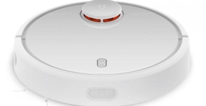 Xiaomi announces 'Mi Robot Vacuum' cleaner