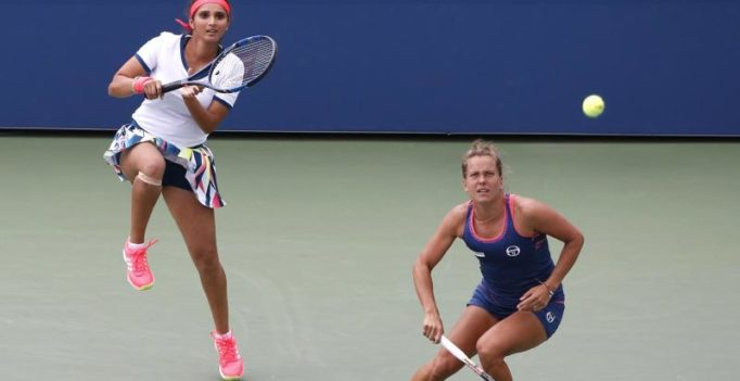 Wuhan Open: Sania, Strycova falter at final hurdle