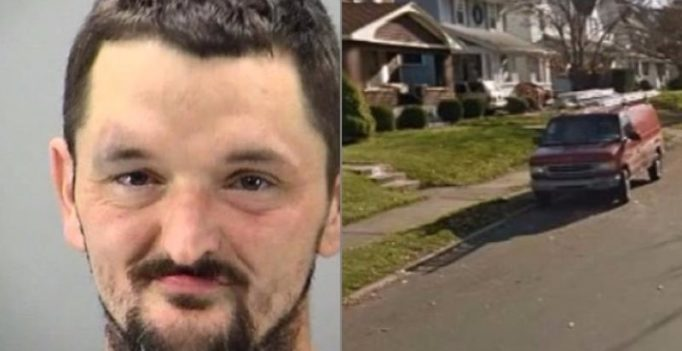 Man admits to having sex with a parked van