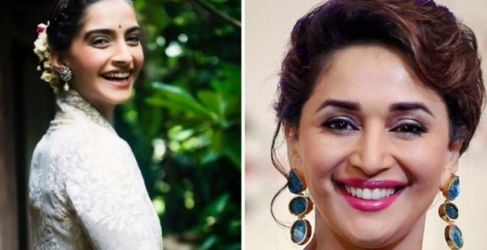Sonam Kapoor to essay the role of Madhuri Dixit in Sanjay Dutt's biopic?