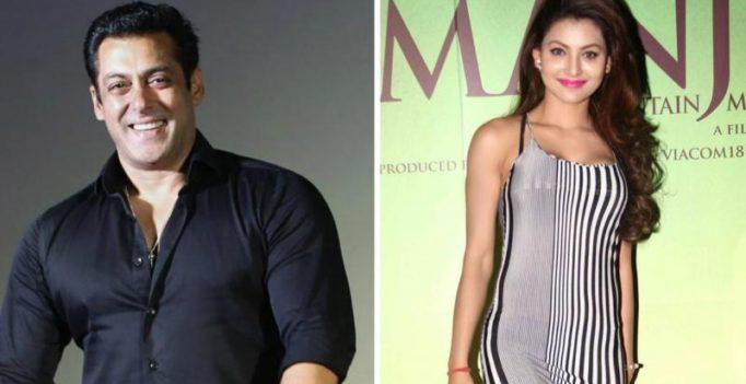 Exclusive: Is Urvashi Rautela the new girl in Salman Khan's life?