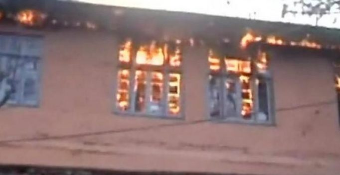 31 schools, 110 govt buildings damaged in Kashmir in ongoing unrest