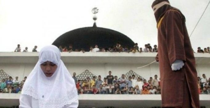 'It hurts so bad' cries Indonesian woman caned in Aceh for extra-marital bond