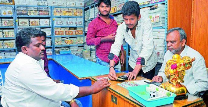 Andhra Pradesh government's call to promote e-Pos machines