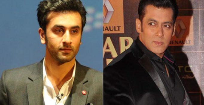 Salman Khan takes a dig at Ranbir Kapoor on Bigg Boss!