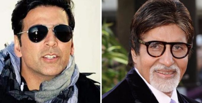 Akshay and Big B to come together for R Balki's next?