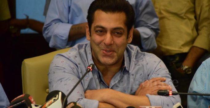 Ambassador Salman Khan launches BMC's Open Defecation Free drive