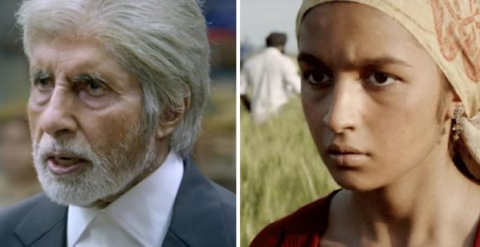 Star Screen Awards: Pink best film, Alia, Bachchan best actors