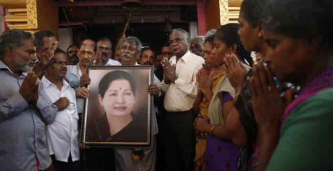 'Puratchi Thalaivi' Jayalalithaa passes away