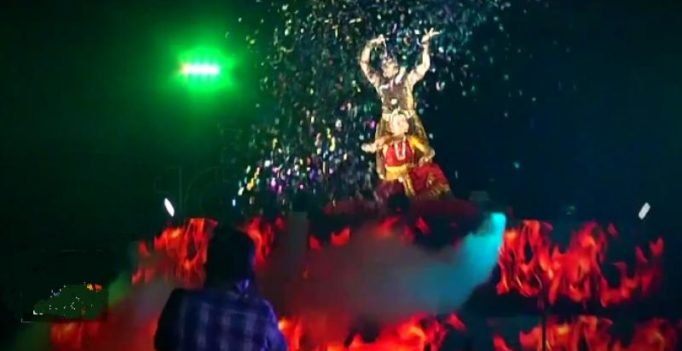 Vijaywada Kuchipudi dancers enter record books with their performance