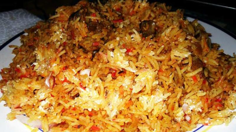 Hyderabad dog meat in biryani prank lands youth behind for Andhra pradesh cuisine