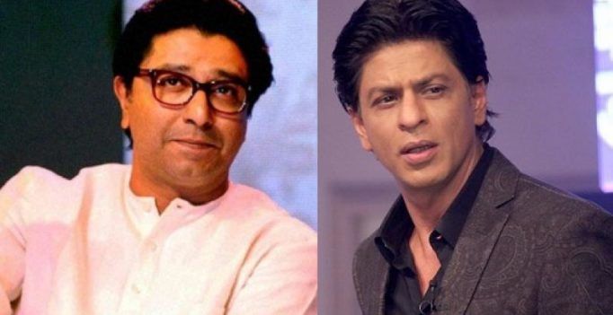 Reports of Mahira promoting Raees are false, SRK informs Raj Thackeray