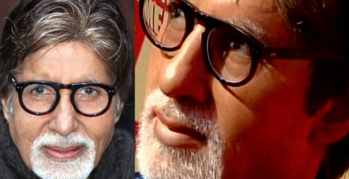 Big B mistakes his Delhi Madame Tussauds wax statue for a photograph