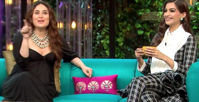 KWK: Cousins Kareena-Karishma want Sonam to tie the knot with Ranbir Kapoor?