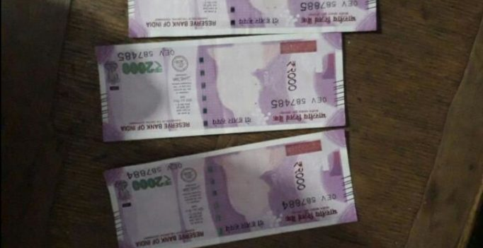Farmers from MP issued Rs 2000 notes without Mahatma Gandhi's image