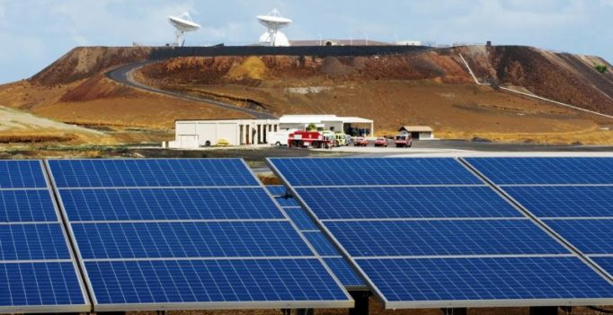 Kurnool: Solar park oustees demand relief