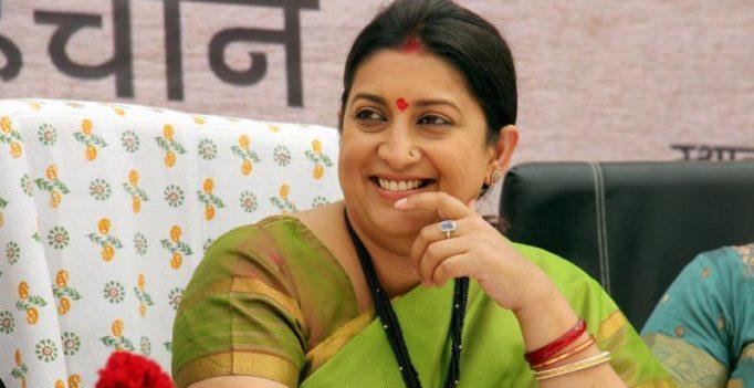 Smriti Irani told Delhi University not to reveal educational information