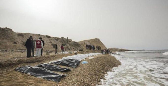 74 bodies of migrants wash ashore in Libya: Red Crescent