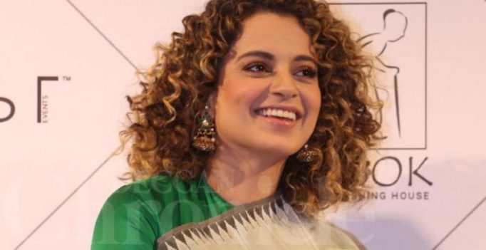Kangana visits Indian Army in Jammu today, to salute their spirit and commitment