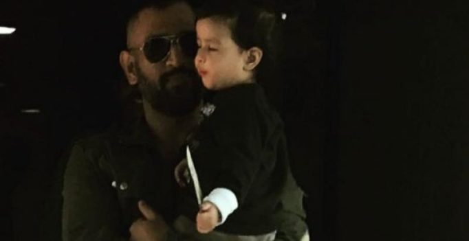 Watch: MS Dhoni shares some adorable moments with daughter Ziva