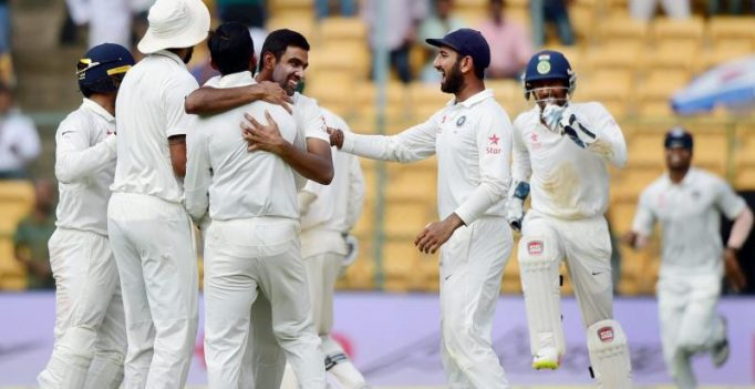 India cricket team assured of No. 1 Test ranking after victory against Australia