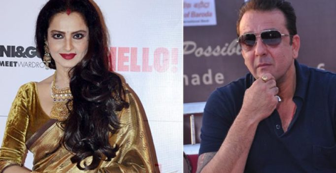 Rekha was secretly married to Sanjay Dutt? Writer spills the beans