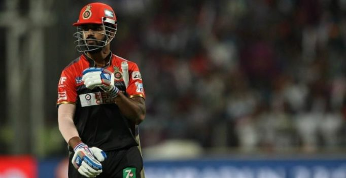 Royal Challengers Banglore's KL Rahul out of IPL 2017